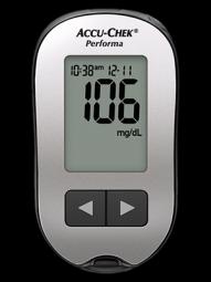 Máy đo đường huyết Accu-Chek® Performa