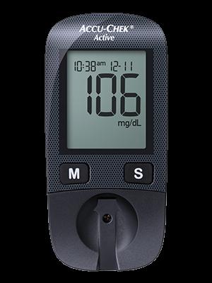 Máy đo đường huyết Accu-Chek® Active