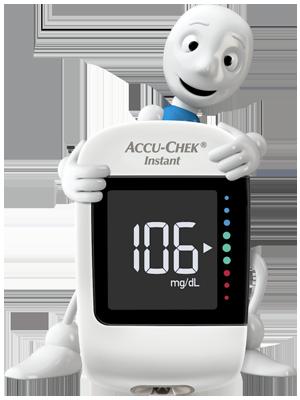 Máy đo đường huyết Accu-Chek® Instant